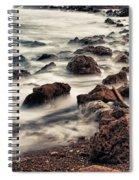 Coast Spiral Notebook
