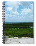 Coastal Aransas Nwr Spiral Notebook