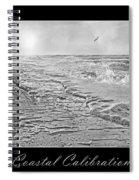 Coastal Calibration Spiral Notebook