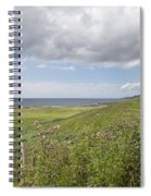 Coastal Country Spiral Notebook