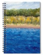 Coastal Dunes 2.0 Spiral Notebook