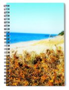 Coastal Lookout Spiral Notebook