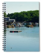 Coastal Maine Bay Spiral Notebook