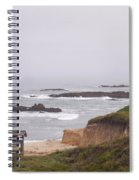 Coastal Scene 7 Spiral Notebook