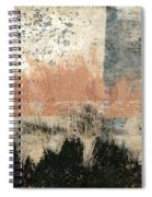 Coastal Solstice Spiral Notebook