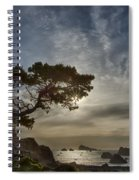 Coastal Vision Spiral Notebook