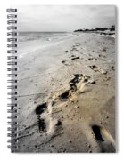 Coastal Walks Spiral Notebook