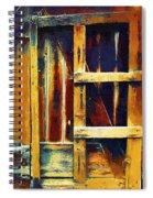 Cobbled Together Spiral Notebook