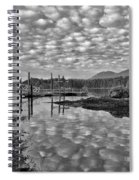 Cobblestone Sky Harbor Spiral Notebook