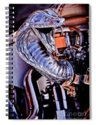 Cobra Breath Spiral Notebook