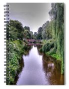 Swamp City Spiral Notebook