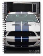 Cobra Mustang Spiral Notebook