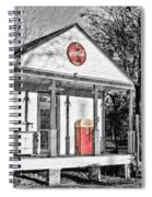 Coca Cola In The Country Spiral Notebook