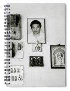 Cochin Shrine Spiral Notebook