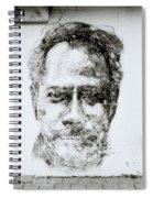 Urban Art Of Cochin Spiral Notebook