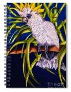 Cockatoo Spiral Notebook