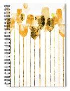 Cocktail Hour 4 Spiral Notebook