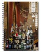 Cocktail Hour Spiral Notebook