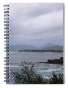Coconut Coast Shoreline Spiral Notebook