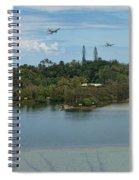 Coconut Island Spiral Notebook