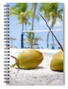 Coconuts Spiral Notebook