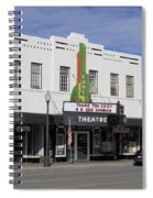 Cody Wyoming Theater Spiral Notebook