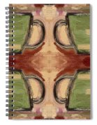 Coffee Cups Spiral Notebook