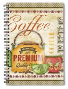 Coffee-jp2573 Spiral Notebook