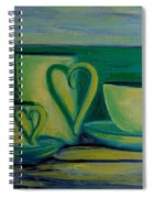 Coffee Lovers Spiral Notebook