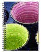 Coffee Mugs Spiral Notebook