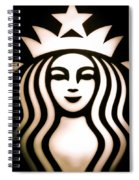 Coffee Queen Spiral Notebook