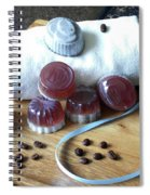 Coffee Soap Spiral Notebook