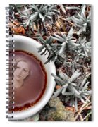 Coffee With Joan Crawford No. 1 Spiral Notebook