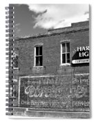 Coffeehouse  Spiral Notebook
