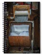 Coffield Washer Spiral Notebook