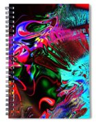 Cognitive Breakdown Spiral Notebook