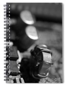 Coil Top Profile Spiral Notebook