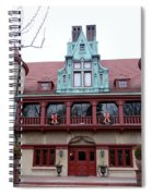 Coindre Hall Entrance Spiral Notebook