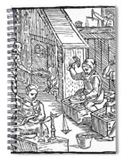 Coiners, 1577 Spiral Notebook