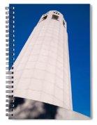 Coit Tower San Francisco Spiral Notebook