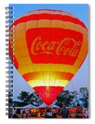 Coke Float Spiral Notebook