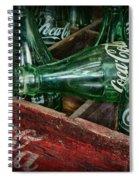 Coke Return For Deposit Spiral Notebook