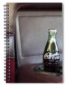 Coke To Go Spiral Notebook