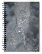 Cold Finger Spiral Notebook