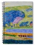 Cold Spring Harbor Spiral Notebook