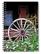 Cold Springs Safe Spiral Notebook