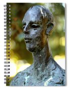 Cold Stare Spiral Notebook