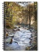 Cold Water Spiral Notebook