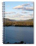 Coldstream Valley In Spring Spiral Notebook