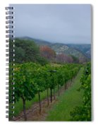 Colibri Vineyards Spiral Notebook